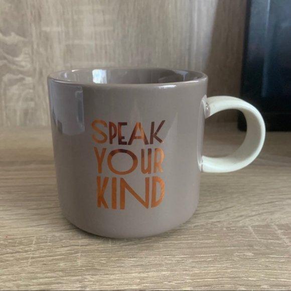 Starbucks 2017 Spark Your Kind coffee mug